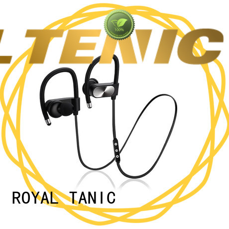 ROYAL TANIC best gym headphones series for exercise