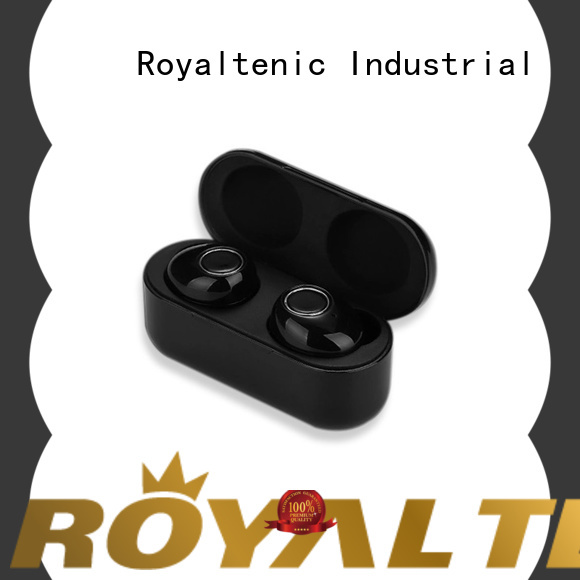 ROYAL TANIC stereo tws headphones factory price for tv