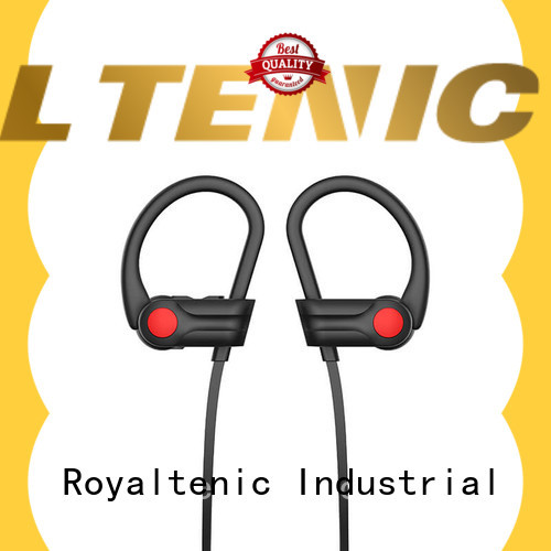 ROYAL TANIC long lasting best earphones for running customized for gym