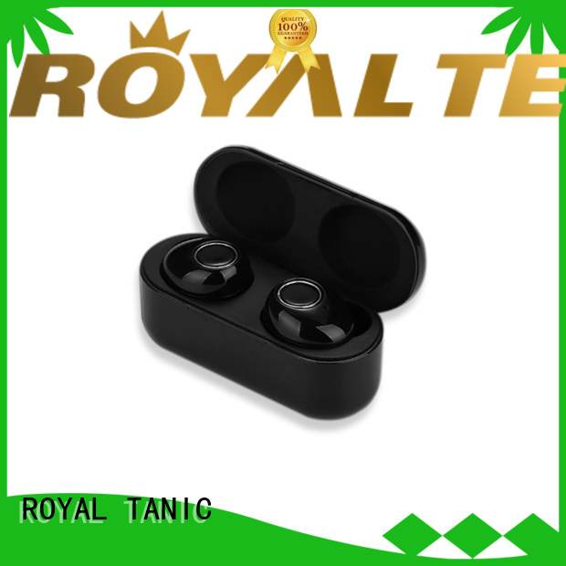 ROYAL TANIC efficient tws earphones supplier for tv