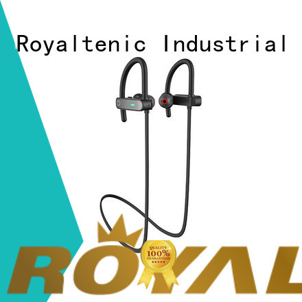 ROYAL TANIC long lasting sports bluetooth headphones manufacturer for hiking