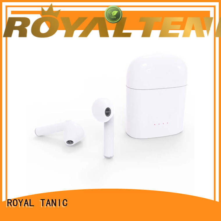 ROYAL TANIC tws headphones personalized for home