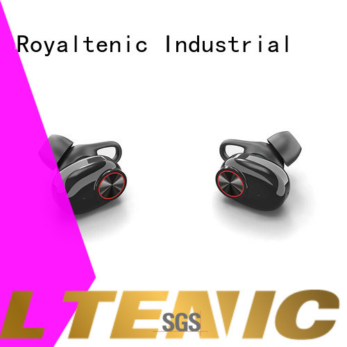 invisible earbuds stereo for phone ROYAL TANIC