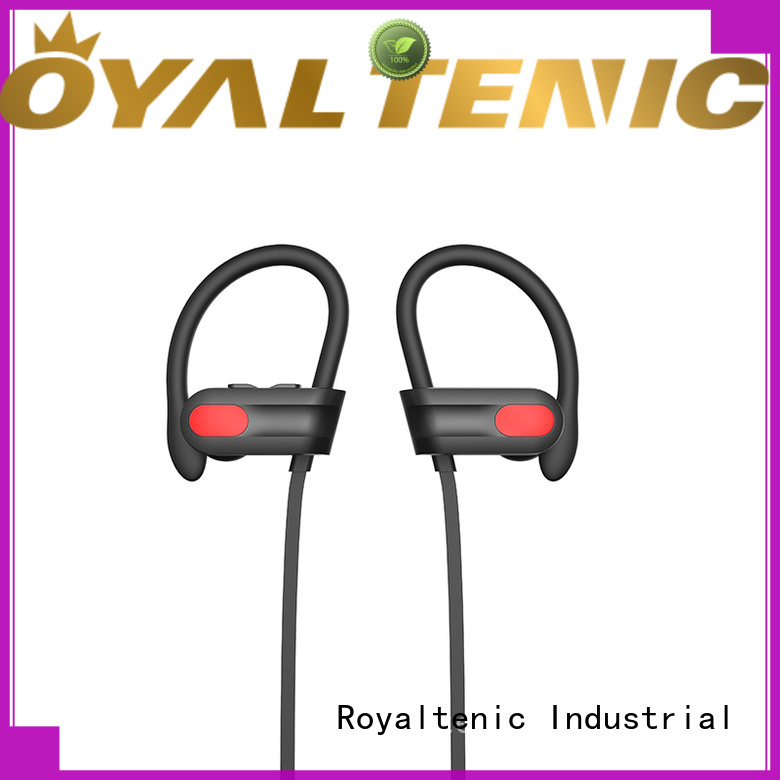 gym headphones wireless for hiking ROYAL TANIC