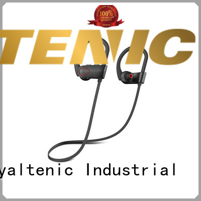 ROYAL TANIC practical gym earphones stereo for hiking