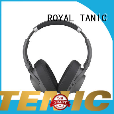 ROYAL TANIC active noise cancelling headset supplier for trains