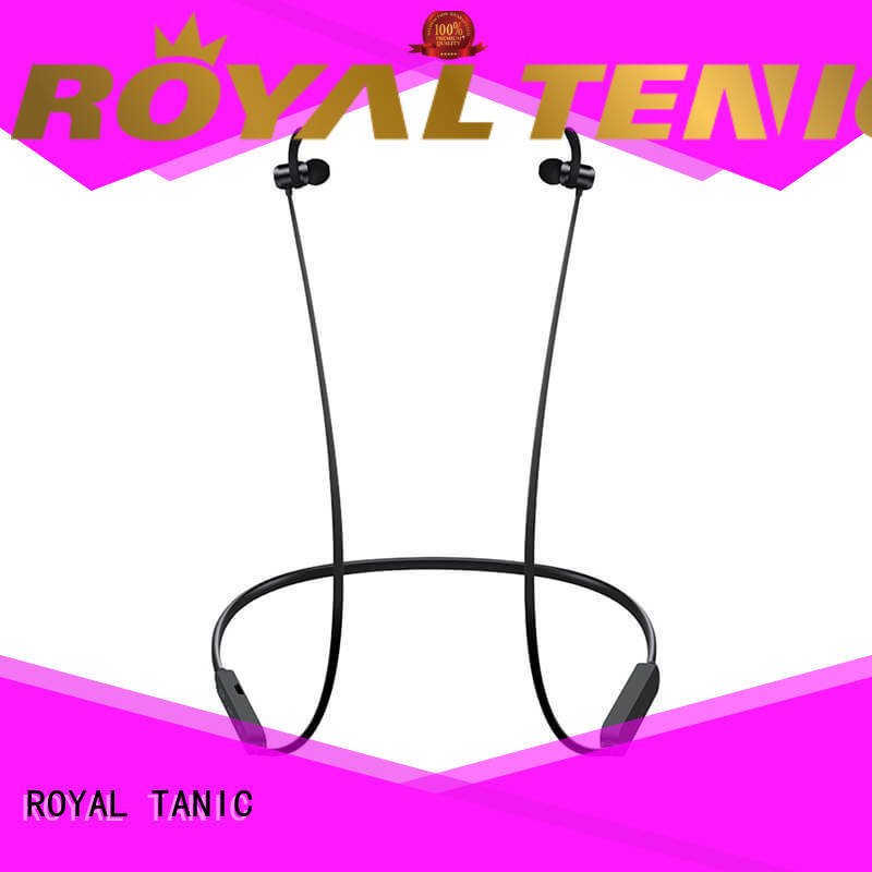comfortable magnetic bluetooth earphones bluetooth from China for hiking