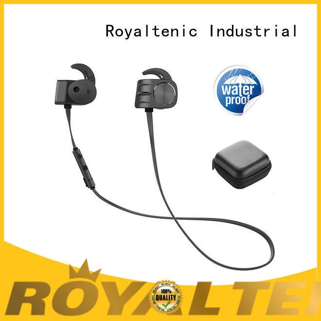 ROYAL TANIC popular magnetic earphones manufacturer for hiking