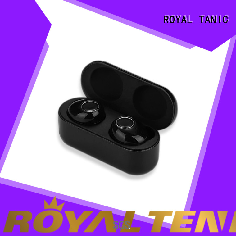 ROYAL TANIC good quality tws headphones supplier fro daily life