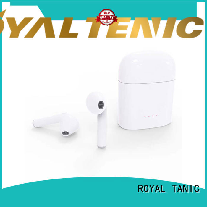 ROYAL TANIC realiable tws earbuds supplier for tv