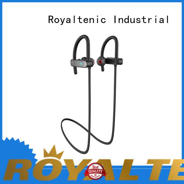 ROYAL TANIC running earphones manufacturer for running
