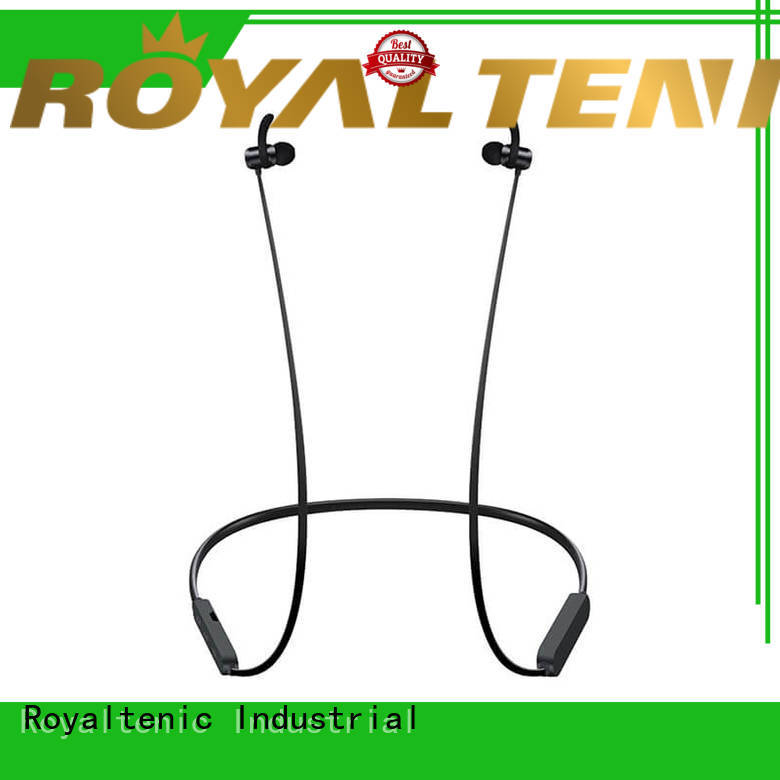 ROYAL TANIC stable magnetic wireless earphones design for daily life
