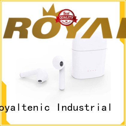 ROYAL TANIC efficient mini bluetooth earbuds personalized for office