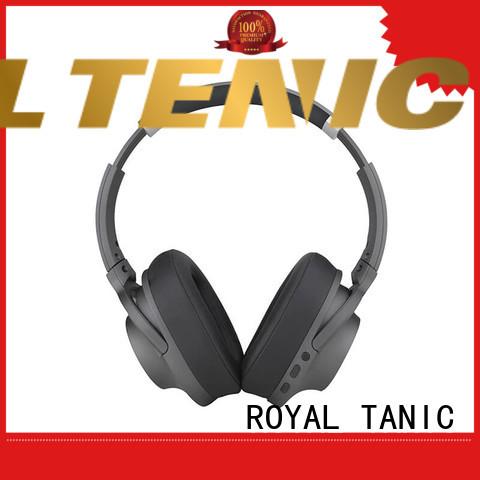 wireless anc bluetooth headphones with mic for home
