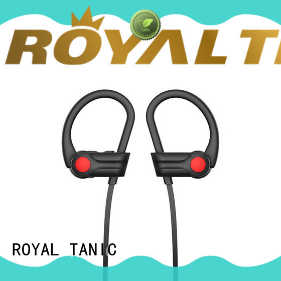 ROYAL TANIC durable best sport headphones series for gym
