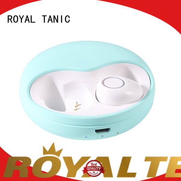 ROYAL TANIC good quality mini tws earbuds personalized for office