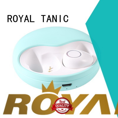 ROYAL TANIC good quality touch control wireless headphones hifi for home