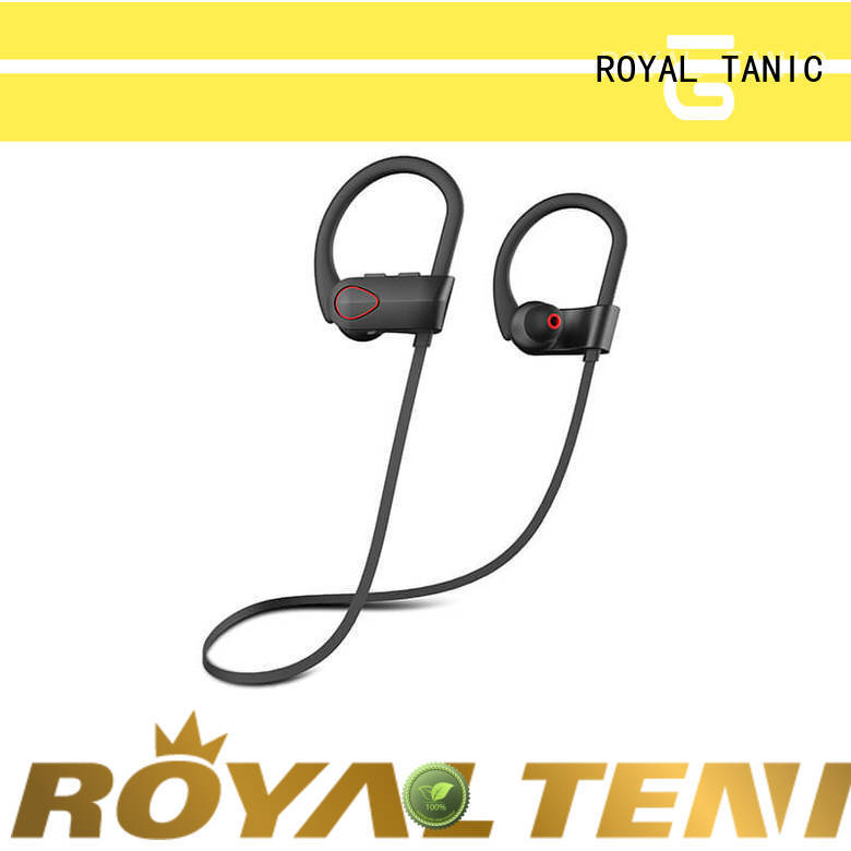 ROYAL TANIC best sports headphones customized for running