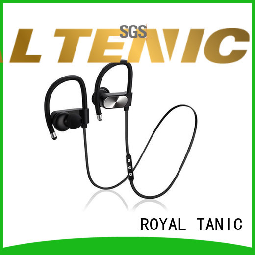ROYAL TANIC cancelling sports headphones manufacturer for hiking