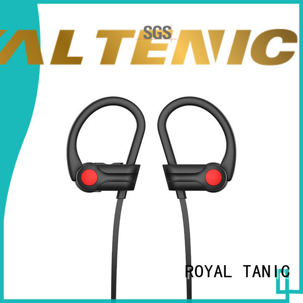 ROYAL TANIC hot selling sports bluetooth headphones from China for exercise