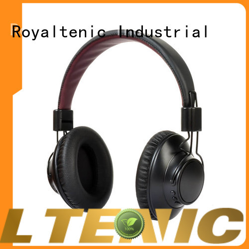 ROYAL TANIC anc bluetooth headphones online for home