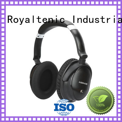 active on headset anc bluetooth headphones products ROYAL TANIC Brand