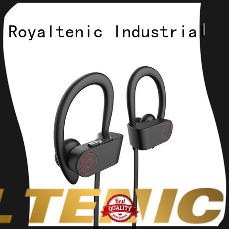 ROYAL TANIC durable best sport headphones series for exercise