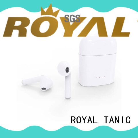 ROYAL TANIC good quality tws earphones factory price fro daily life