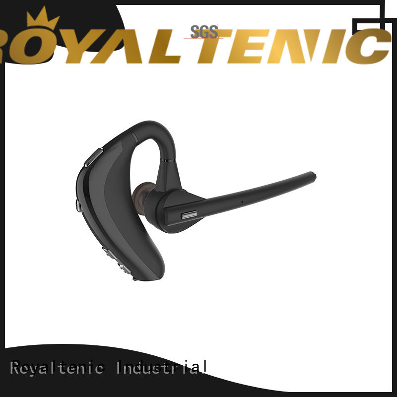 inear sports bluetooth headphones buds cancelling ROYAL TANIC company