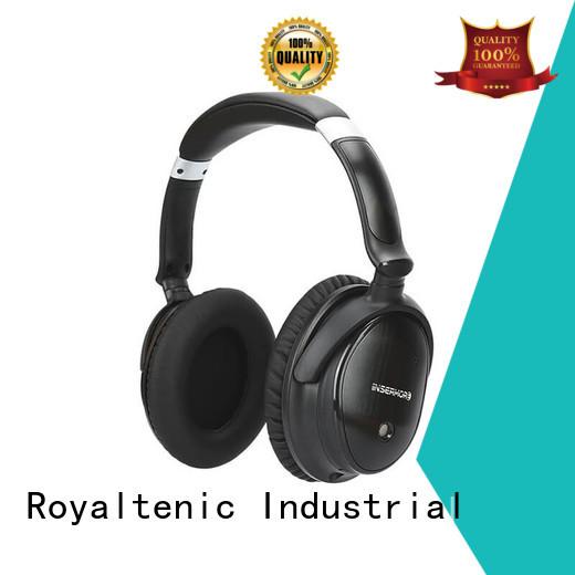 earphone Custom ear stereo anc bluetooth headphones ROYAL TANIC products