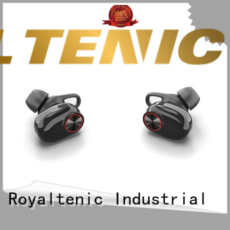 ROYAL TANIC tws headphones personalized for office