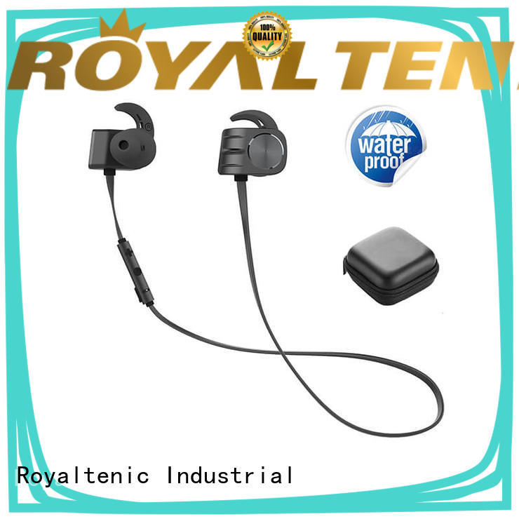 ROYAL TANIC magnet sports bluetooth headset lg for outdoor sports