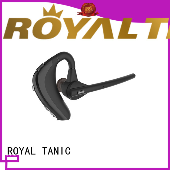 ROYAL TANIC hands sports bluetooth headphones directly sale for gym