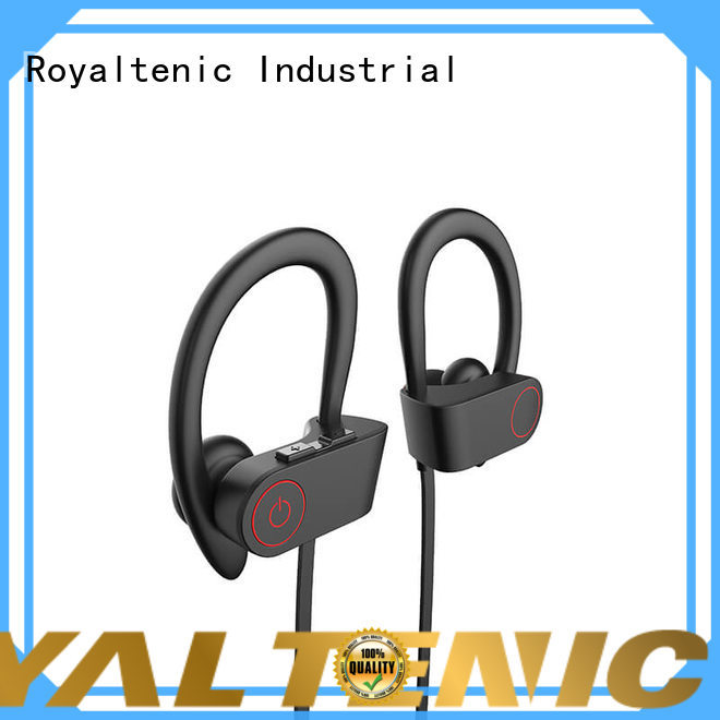 ROYAL TANIC hot selling sports headphones customized for gym