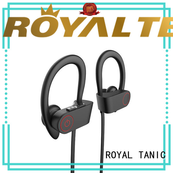 ROYAL TANIC durable gym headphones directly sale for gym