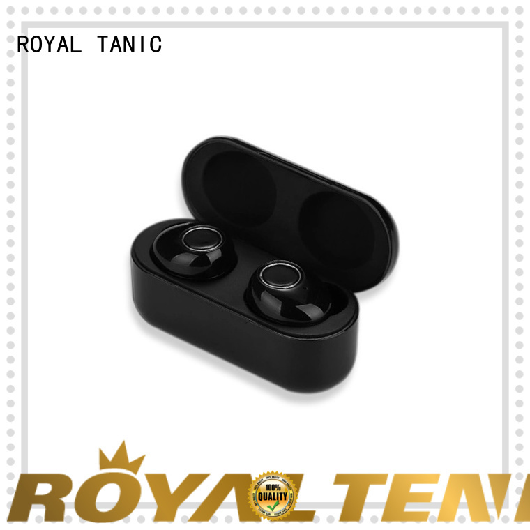 ROYAL TANIC realiable tws wireless earbuds personalized for tv