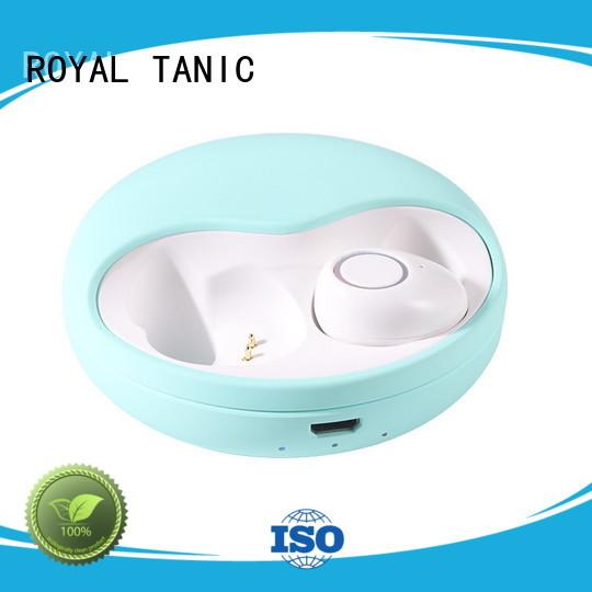 headphones headphone mini tws twins true wireless bluetooth stereo headset product mini ROYAL TANIC Brand
