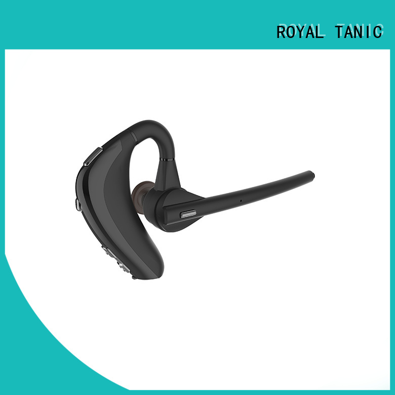 practical wireless sports headphones manufacturer for hiking ROYAL TANIC