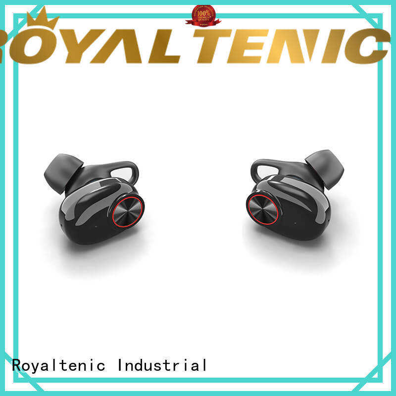 ROYAL TANIC realiable tws bluetooth headset supplier for tv