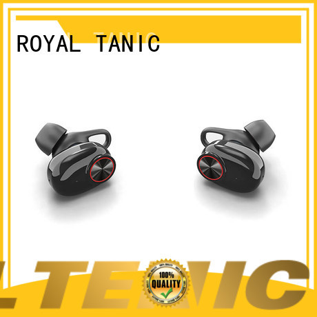 ROYAL TANIC efficient mini earbuds control for office