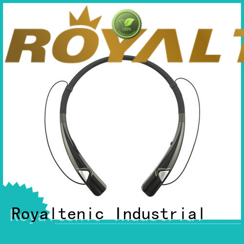 ROYAL TANIC magnetic earphones factory price for daily life