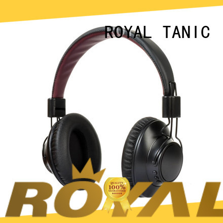 ROYAL TANIC good quality noise cancelling headset with mic for office
