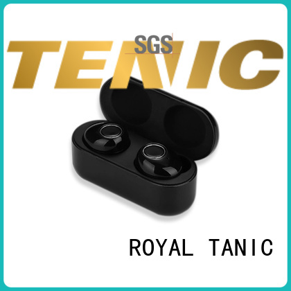 ROYAL TANIC tws bluetooth headset factory price for home