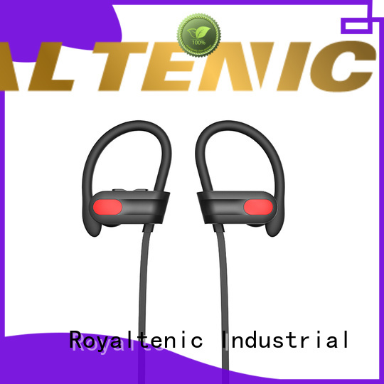 durable waterproof bluetooth headphones design directly sale for exercise
