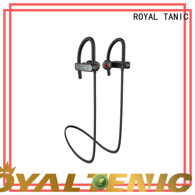 ROYAL TANIC best gym headphones series for gym