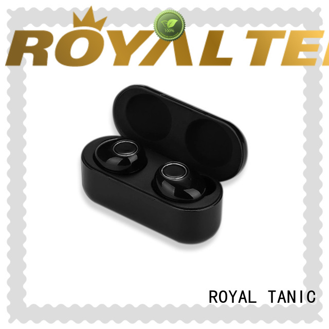 ROYAL TANIC efficient tws headphones factory price for tv