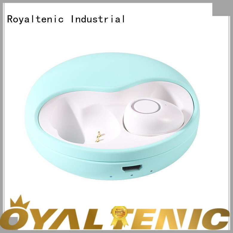 ROYAL TANIC earbuds tws bluetooth headset wholesale fro daily life