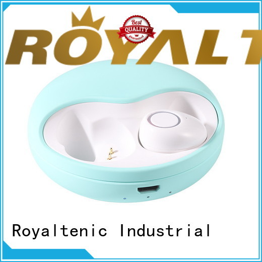 ROYAL TANIC long lasting tws earbuds personalized for home