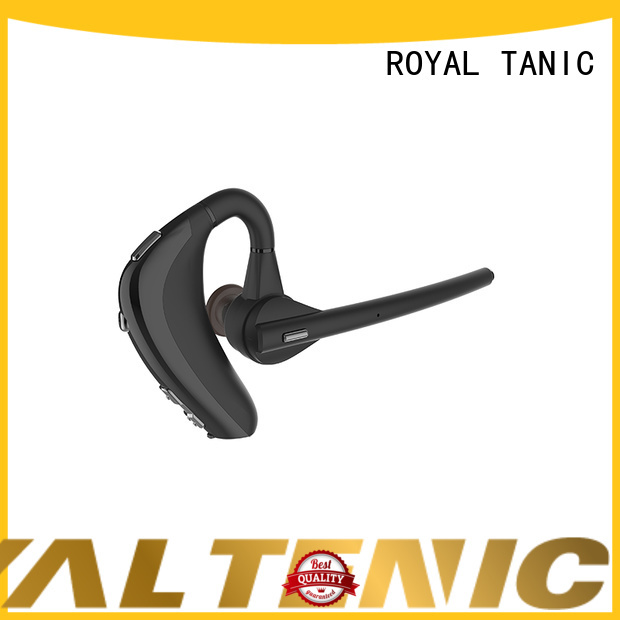ROYAL TANIC gym headphones series for exercise