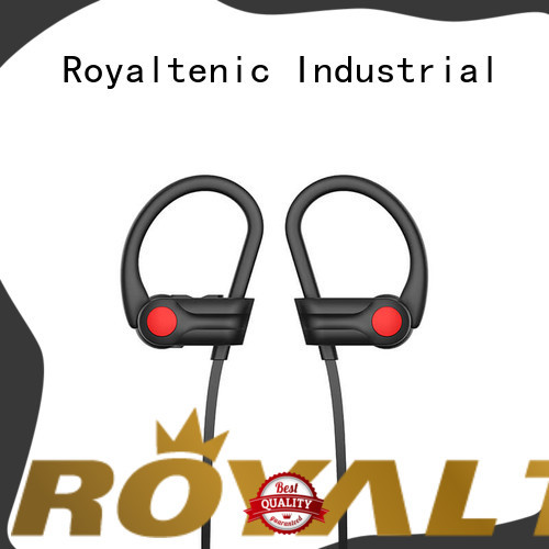 ROYAL TANIC best sport headphones customized for hiking